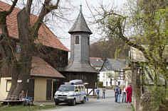 """Brunnenhaus des """"Tiefen Brunnen"""" von Birkenreuth/Ofr."""