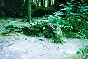 """""""Taufstein"""" im Druidenhain"""