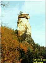 Rabenfels bei Krottensee
