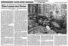 Nürnberger Nachrichten; 07.05.1996