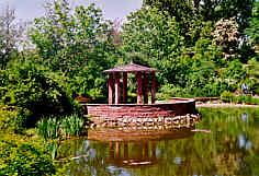 der Espan-Mineralwasserbrunnen
