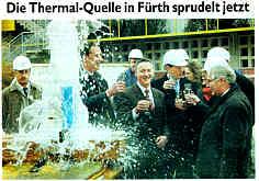 N�rnberger Nachrichten, 12. November 2004