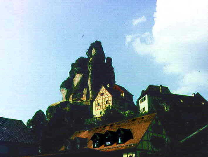 kultstätten und opferplaetze in deutschland