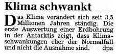Nürnberger Nachrichten 10./11.03.2007