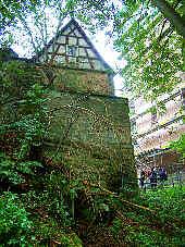 Burggraben Schloss Kugelhammer