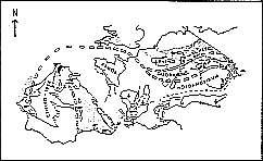 Struktur der europäischen Variszikums
