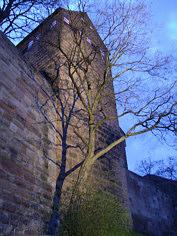 Die Walpurgiskapelle als eines der letzten noch erhalten gebliebenen Bauwerke der alten Burggrafenburg auf dem Burgberg zu Nürnberg. Foto: Harald Rosenberg/Erlangen.