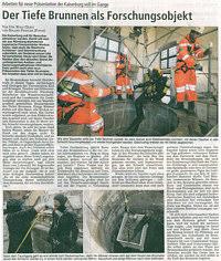 Bericht Nürnberger Zeitung 30. November 2012