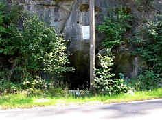 Teufelsberghöhle NNW´ Weidlwang