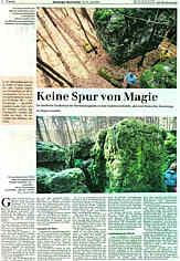N�rnberger Nachrichten; 14./15.06.2003