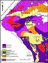 Granite des Fichtelgebirges