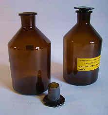 Probennahme-Flaschen