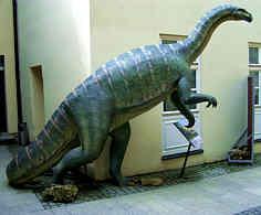 Plateosaurierherde