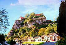 """""""im Deckgebirge"""": Pottenstein/Ofr."""