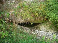 """Quellgrotte des """"Prophetenbrunnen"""" N' Schirradorf/Ofr."""