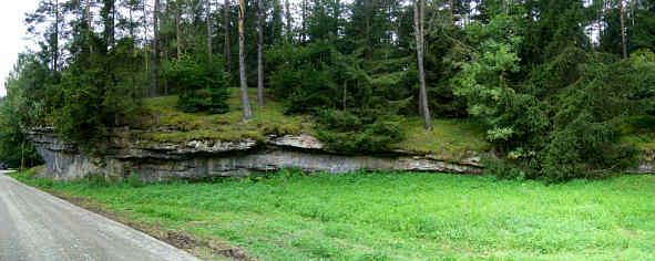 Schinderanger im Trockental N' Schirradorf/Ofr.