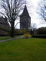Mittelalterliche Stadtbefestigung von Nürnberg