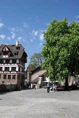 """Albrecht-Dürer-Haus"" in Nürnberg"