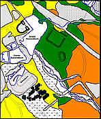 geologische Karte Silberseegebiet