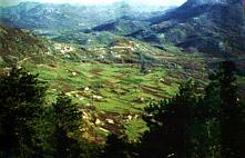 rezente Polje in Montenegro