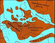 Paläogeographie Unterkreide
