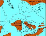Paläogeographie Oberkreide
