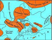 Paläogeographie Malm