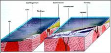 Paläogeographie Muschelkalk