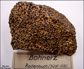 Bohnerze; Raitenbuch