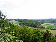Karstlandschaft bei Neukirchen/Opf.