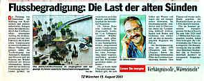 TZ M�nchen 15.08.2003