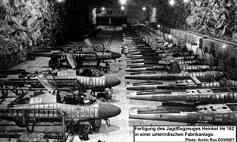 unterirdische Rüstungsfabrik