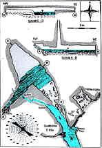 Höhlenplan d. Wasserberg-Quellgrotten